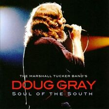 DOUG GRAY (lead singer of The Marshall Tucker Band) - Soul of the South CD