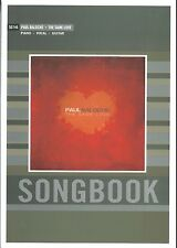 The Same Love by Paul Baloche (Print Songbook, Integrity Music) New