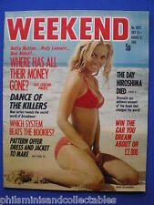 Weekend Magazine - Hedy Lamarr, Veronica Lake, Broadmoor  - 31st July 1974