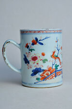 Rare Chope Kangxi Porcelaine Chine Antique 18th Chinese Porcelain Mug Bowl