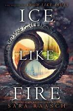 Snow Like Ashes: Ice Like Fire 2 by Sara Raasch (2016, Paperback)