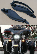 Batwing Fairing Custom Side Wing Deflector For Harley 14-16 Electra Street Glide