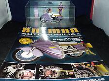Eaglemoss Batman Automobilia - Issue 33 Batman Classic Tv Series: Batgirl Cycle