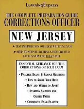 Corrections Officer: New Jersey: Complete Preparation Guide (Learninge-ExLibrary