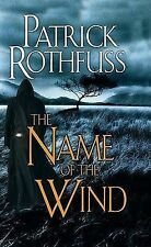 The Name of the Wind by Patrick Rothfuss (Paperback / softback, 2014)