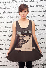 The Smiths Hatful of Hollow Band WOMEN T-SHIRT DRESS Tank TOP Tunic Size M L