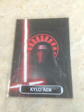 STAR WARS Force Awakens - Force Attax Extra Trading Card #135 Kylo Ren
