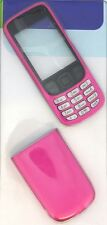 New! Pink Housing / Fascia / Cover / Case for Nokia 6303 / 6303C / 6303i Classic
