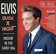 ELVIS PRESLEY 33RPM - SUCH A NIGHT - ROCKIN' IN THE EARLY 60S ULTIMO PEZZO