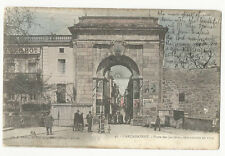 France - Carcassonne - Porte des Jacobins - posted 1908