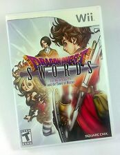 Dragon Quest Swords: Masked Queen and the Tower of Mirrors (Nintendo Wii, 2008)