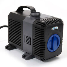 2110GPH Submersible Pond Pump Adjustable Frequency Inline Aquarium Fountain