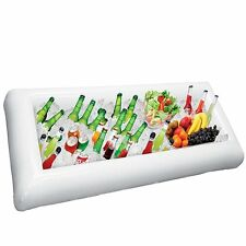 Inflatable Serving Bar, Buffet Salad Food & Drink Tray, by Chuzy Chef