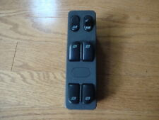 1999-2002 SAAB 9-3 CONVERITABLE Master Power Window Switch