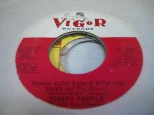 Soul Unplayed NM! 45 STREET PEOPLE Wanna Slow Dance With You Baby (At the Disco)