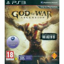 * God of War Ascension PS3 Game [PREOWNED]