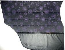 Classic Rover Mini Equinox RARE Passenger Side Interior Arch Cover Trim - PURPLE