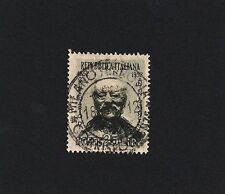 ITALY 1952 The 100th Anniversaries of Mancini and Gemito (D4)