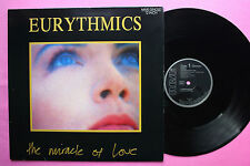 MAXI 45T / EURYTHMICS / THE MIRACLE OF LOVE /  / PT41022 / EX