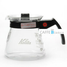 [Kalita] JAPAN Home Cafe Coffee POT Dripper Server 800ml for 103 drip