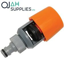 Universal Tap To Garden Hose Pipe Connector Mixer Kitchen Tap Adapter OJAH - UK
