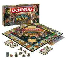 NEW Monopoly: World of Warcraft Collector's Edition Board Game