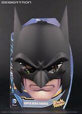 Super Hero Shades BATMAN Sun-staches Mask Sunglasses Black