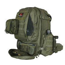 Tactical Military Advanced 3-Day Combat Modular MOLLE Backpack OD OLIVE GREEN