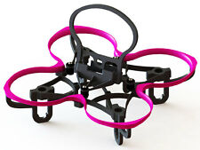 Lynx Purple Spider 65 FPV Racer Frame - Uses Blade Inductrix Components LX2159