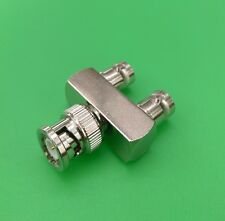(10 PCS) BNC Y Type 1 Male to 2 Female Connector - USA Seller