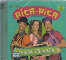 CD - Pica - Pica NEW English Pitinglish Vol. 3 / 1 CD & 1 DVD FAST SHIPPING !