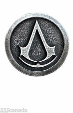 Assassins Creed Official Metal Pin BRAND NEW - Syndicate Unity Brotherhood Ezio