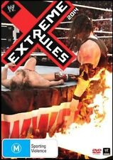 WWE - EXTREME RULES 2014 - Wrestling ACTION - DVD (NEW SEALED) Reg 4 WCW ECW WWF