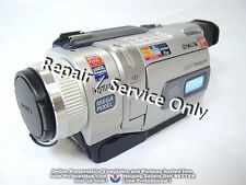 REPAIR / SERVICE of SONY Handycam DCR-TRV740 540 340 240 Camcorder (*READ 1st*)