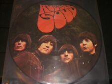 BEATLES  Rubber Soul LP unplayed PICTURE DISC