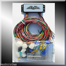 "ULTIMA ""PLUS"" COMPLETE ELECTRONIC WIRING SYS/HARNESS -HARLEY TRI  CHOPPER BOBBER"