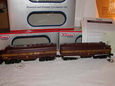 Williams Bachmann 20717 PRR Tuscan Powered A Dummy A F7 Diesel Set Pennsylvania