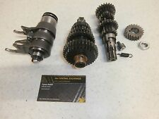 74 Kawasaki G5 100 Enduro Vintage Genuine Complete Transmission Gear Shaft Drum