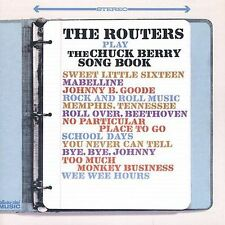 FREE US SH (int'l sh=$0-$3) NEW CD The Routers: Play the Chuck Berry Song Book