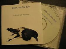 """DREAM CITY FILM CLUB """"IN THE COLD LIGHT OF MORNING"""" - CD"""