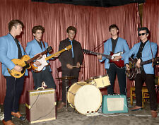 "The Beatles1960, At the Indra Club, Hamburg, Germany  14 x 11"" Photo Print"