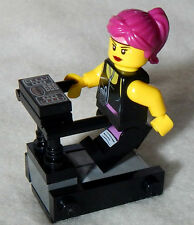 NEW LEGO TREADMILL and FEMALE MINIFIG workout equipment minifigure girl figure