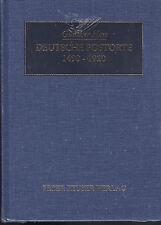 Günther odio: deutsche post lugares 1490-1920 remmi