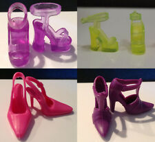 BARBIE LOTTO SCARPE N SHOES SCHUHE CHAUSSURES ACCESSORI OUTFIT SET LOT OOAK