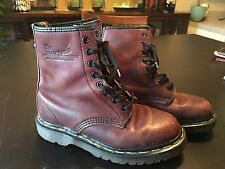 Dr. Martens Women's 6 Cherry Red Made in England