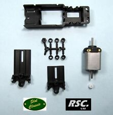SLOT CLASSIC ADJUSTABLE CHASSIS + SCALEAUTO MOTOR 1/32 - PCS RESIN BODY OCAR