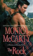 The Rock (Highland Guard) by McCarty, Monica, Good Book