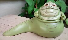 "Custom Star Wars JABBA THE HUT 2.25"" Crime Boss Minifigure + Lego Brick"