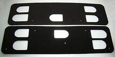Mk2 Granada Pre-Facelift Rear Light Seals (Pair) 2.8 Injection Ghia x Falcon XD