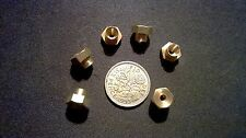 6BA BRASS HANK BUSH FASTENERS NOS from UK (Set of 6), BRIAN MAY RED SPECIAL